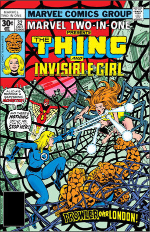 Marvel Two-In-One Vol 1 32