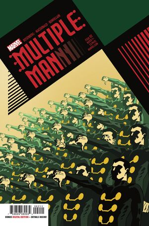 Multiple Man Vol 1 2