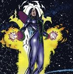 Pamela Douglas (Earth-616) from Cosmic Powers Unlimited Vol 1 3 001