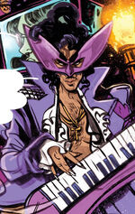 Prince Rogers Nelson (Earth-65) from Spider-Gwen Annual Vol 1 1
