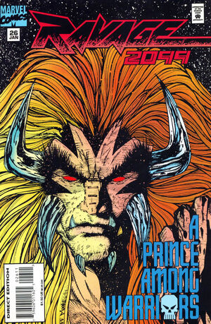 Ravage 2099 Vol 1 26
