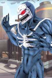 Regency Venom (Eddie Brock) from Spider-Man Unlimited (video game) 001