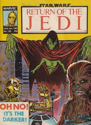 Return of the Jedi Weekly (UK) Vol 1 136