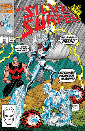 Silver Surfer Vol 3 85