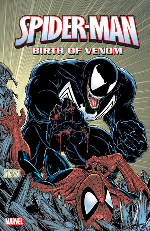 Spider-Man Birth Of Venom Vol 1 1