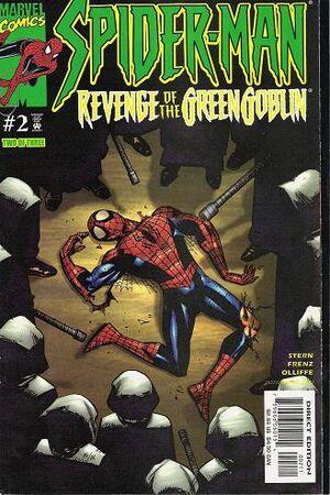 Spider-Man Revenge of the Green Goblin Vol 1 2