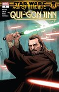 Star Wars Age of Republic - Qui-Gon Jinn Vol 1 1
