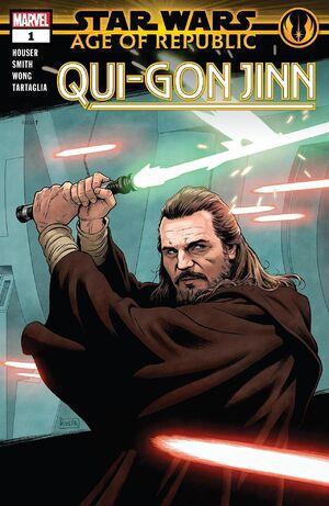 Star Wars Age of Republic - Qui-Gon Jinn Vol 1 1