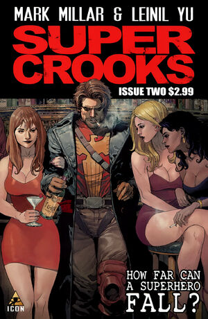 Supercrooks Vol 1 2