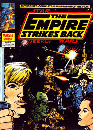 The Empire Strikes Back Weekly (UK) Vol 1 128