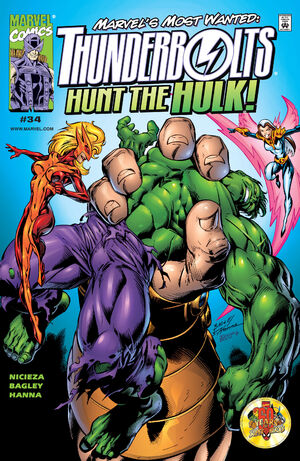 Thunderbolts Vol 1 34