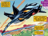 Thunderjet from Thunderbolts Vol 1 4 001