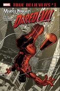 True Believers Marvel Knights 20th Anniversary - Daredevil by Smith, Quesada & Palmiotti Vol 1 1