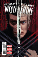 Ultimate Comics Wolverine Vol 1 1 Torvenius Variant