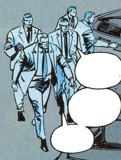 Vaducci Crime Family (Earth-616) from The Punisher War Zone Vol 1 25 0001