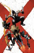 X-Force Vol 5 1 Zaffino Variant Textless