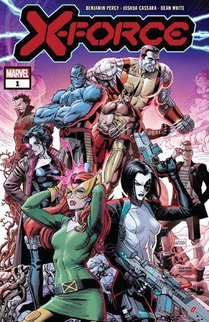 X-Force Vol 6 1