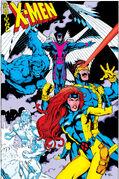 X-Men Unlimited Vol 1 6 Pinup 002
