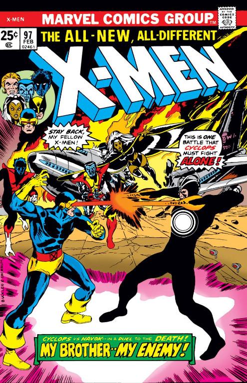 X-Men Vol 1 97
