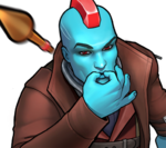 Yondu Udonta (Earth-TRN562) from Marvel Avengers Academy 002