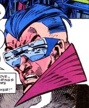Albert Pennings (Earth-928) from Punisher 2099 Vol 1 18 0001