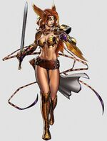 Aldrif Odinsdottir (Earth-12131) from Marvel Avengers Alliance 0001