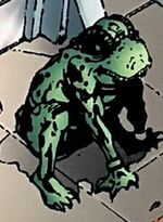 Amphibius (Earth-7642) from Badrock Wolverine Vol 1 1 001