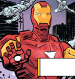 Anthony Stark (Earth-TRN656) from X-Men Worst X-Man Ever Vol 1 5 001
