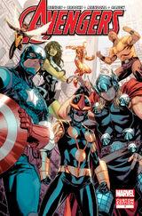 Avengers: Heroes Welcome Vol 1 1