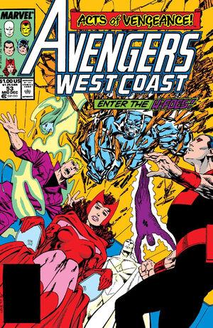 Avengers West Coast Vol 2 53