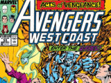 Avengers West Coast Vol 2 53