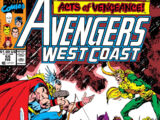 Avengers West Coast Vol 2 55