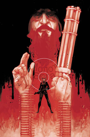 Black Widow Vol 5 4 Textless