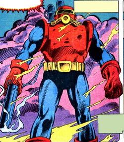 Blowtorch (Earth-616) from Marvel Comics Presents Vol 1 67 0001