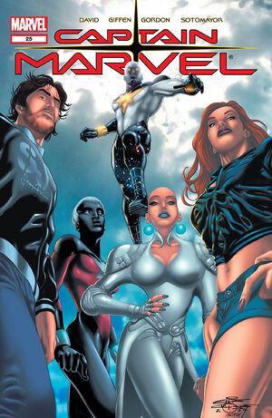 Captain Marvel Vol 5 25