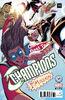 Champions Vol 2 1 Third Eye Comics Exclusive Variant