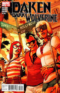 Daken Dark Wolverine Vol 1 10