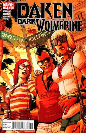 Daken Dark Wolverine Vol 1 10
