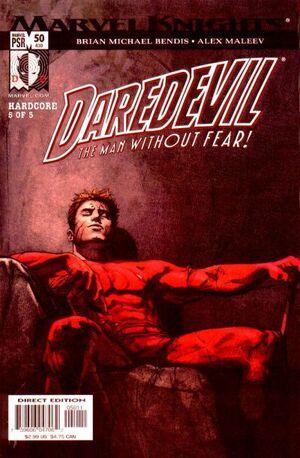 Daredevil Vol 2 50