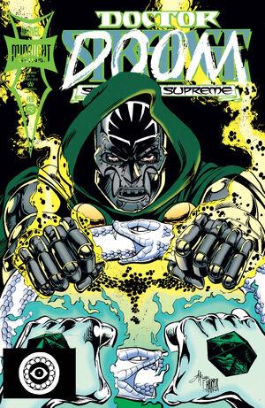 Doctor Strange, Sorcerer Supreme Vol 1 62