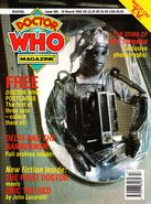 Doctor Who Magazine Vol 1 184