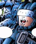 Dorsey (Earth-928) Spider-Man 2099 Special Vol 1 1