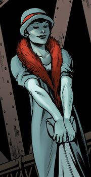 Elisa Sinclair (Earth-61311) from Captain America Steve Rogers Vol 1 3 001