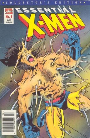 Essential X-Men Vol 1 8