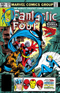 Fantastic Four Vol 1 242