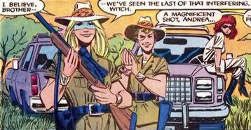 Fenris (Earth-616) from Uncanny X-Men Vol 1 194