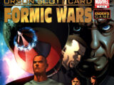 Formic Wars: Burning Earth Vol 1 1