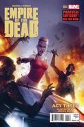 George Romero's Empire of the Dead Act Three Vol 1 4