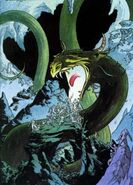 Hel's Dragon (Earth-616) from Marvel Graphic Novel Vol 1 15 0001