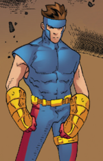 Henri Huang (Earth-TRN657) from X-Men Blue Vol 1 20 001